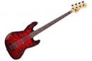 Spector CODA5PRO Black Cherry Gitara basowa