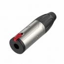 Roxtone RJ3FP-NN gniazdo na kabel jack 6,3mm