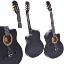 Kirkland 11 CE BLACK - gitara klasyczna 4/4