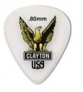 Clayton Acetal Standard 0.80mm - kostka gitarowa