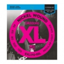 D'Addario EXL170-5SL Super Long 45-130 - struny do gitary basowej