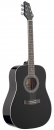 Stagg SW 205 BK - gitara akustyczna