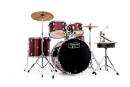 MAPEX TND5294FTC DR zestaw perkusyjny Dark Red