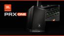 JBL PRX ONE - Kolumnowy system nagłośnieniowy z mikserem i DSP