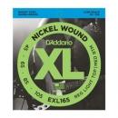 D'Addario EXL165 45-105 - struny do gitary basowej