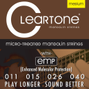 Cleartone struny do mandoliny Phosphor Bronze 11-40