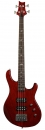 PRS SE Kingfisher Scartlet Red - gitara basowa