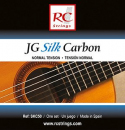Royal Classics SKC50 JG Silk Carbon - Struny do gitary klasycznej