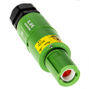 LINK Power Link line drain protected ground green PG29 cable relief - wtyk elektroakustyczny