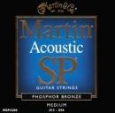Martin MSP-4200 Phosphor Bronze 13-56 - struny do gitary akustycznej