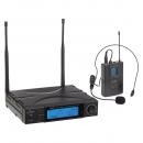 Soundsation WF-U1300P - mikrofonowy system bezprzewodowy UHF