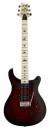 PRS SE Custom 24 Maple on Maple Fire Red Burst - gitara elektryczna, edycja limitowana