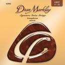 Dean Markley struny do gitary akustycznej VINTAGE BRONZE 11-52