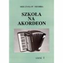 Szkoła na akordeon - książka
