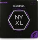 D'Addario NYXL1149-PW - Struny do gitary elektrycznej 11-49 z korbką