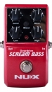NUX SCREAM BASS Overdrive do basu