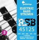 Galli RSB45125 - struny do gitary basowej