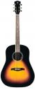 Levinson LJ-24 VS EAS - gitara elektroakustyczna
