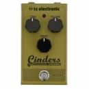 TC Electronic CINDERS OVERDRIVE - efekt gitarowy overdrive