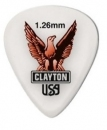Clayton Acetal Standard 1.26mm - kostka gitarowa
