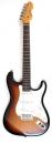 Blade Player Texas PTE-1 3-TS - gitara elektryczna