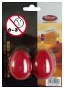 Stagg EGG 2 RD - shakery plastikowe czerwone