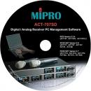 MIPRO ACT 707 SD (DVU) program sterujący