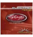 Stagg EL 1046 - struny do gitary elektrycznej