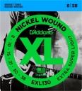 D'Addario EXL130 8-38 - struny do gitary elektrycznej