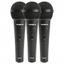 Proel DM800KIT - zestaw 3 mikrofonów