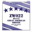D'Addario ZW022 struna pojedyncza G3
