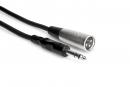 Hosa - Kabel Interconnect XLRm - TRS 6.35mm, 3m