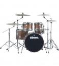 Ddrum Dios EX Walnut - akustyczny zestaw perkusyjny - wyprzedaż