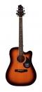 Samick GD-100S/CE VS - gitara elektro-akustyczna