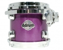 Ddrum S4 TT 7x8 Purple Sparkle - tom 7
