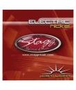 Stagg EL 0942 - struny do gitary elektrycznej