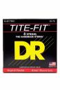 DR TF 8/10-75 TITE-FIT struny do gitary elektrycznej