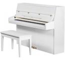 Samick JS-043 WH ST - pianino klasyczne