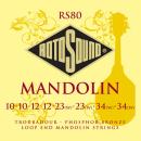 Rotosound RS80 - 8 strun mandolina [10-34] brąz fosforowy