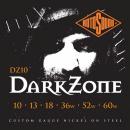 Rotosound DZ10 Dark Zone [10-60] niklowane struny do gitary elektrycznej