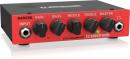 TC Electronic BAM200  Ultra kompaktowy wzmacniacz do gitary basowej o mocy 200w