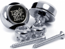 Ernie Ball - Strap Lock do gitary - nickel