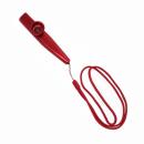 KERA AUDIO K-1/WB czerwony - kazoo czerwone metalowe