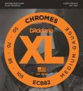 DADDARIO ECB82 set BASS Chromes 50-105 Struny do Gitary Basowej