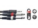 Stagg SYC3/MPS2P - kabel instrumentalny 3m
