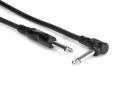 Hosa - Kabel Interconnect TS R 6.35mm - TS 6.35mm, 0.91m