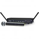 Stagg SUW-30-MS-C - mikrofonowy system bezprzewodowy UHF