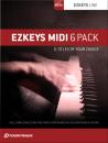 Toontrack EZkeys MIDI 6 Pack [licencja]