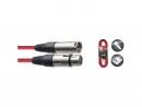 Stagg SMC6 CRD - kabel mikrofonowy 6m XLR/XLR