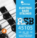 STRUNY BASS RSB-45105 GALLI /NICKEL